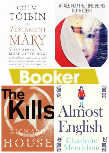 THE MAN BOOKER PRIZE LONGLIST 2013 ANNOUNCED!